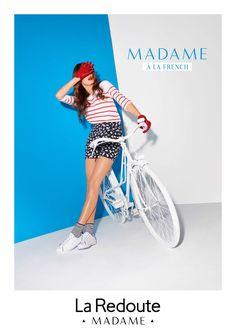 La Redoute l Madame A la French l été 2016
