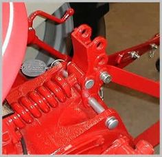 """The 3 hole top rocker and the """"long pin"""" 8n Ford Tractor, New Tractor, Agriculture Tractor, Farming, Trailer Tires, Tractor Implements, Hydraulic Pump, Engine Block, Old Fords"""