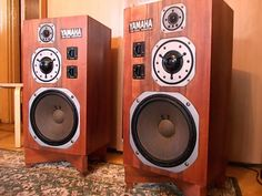 Легендарные мониторы YAMAHA NS-1000M   made in japan  8-909-910-41-65