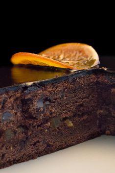 Gâteau Chocolat Orange