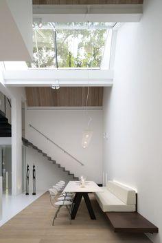 ANYWAY DOORS - Architectenwoning met moderne binnendeuren