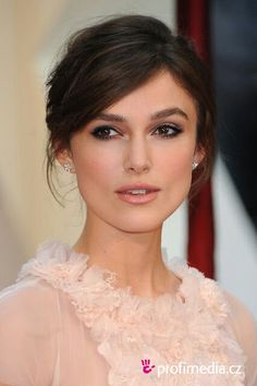 Wedding day makeup. Find the tutorial on Lisa Eldridge's website. She is the genius behind this look.