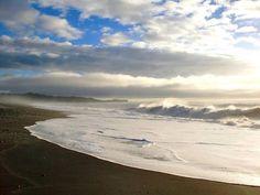 Beautiful Gillespies Beach, New Zealand ... beach pics  Twitter