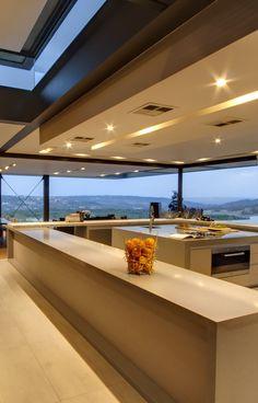 House Boz | Kitchen | Nico van der Meulen Architects #Contemporary #Kitchen #InteriorDesign