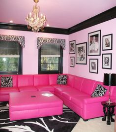 20 Swoon Worthy Woman Cave Decorating Ideas