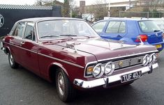 Ford Zodiac Mk IV (My Car no. 4 was white with red sides) Classic Cars British, Ford Classic Cars, Ford Zephyr, Ford Granada, Best Luxury Cars, Car Ford, Ford Motor Company, Old Cars, Custom Cars
