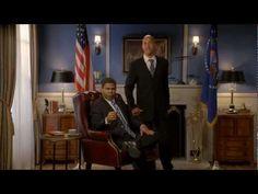 Key & Peele: Obama's Anger Translator - Obama Responds to Clint Eastwood