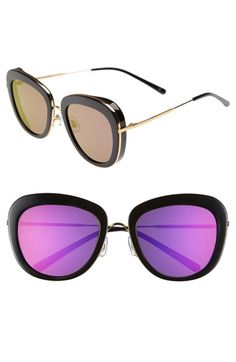 4867f5511907 GENTLE MONSTER 52mm Retro Sunglasses available at  Nordstrom Latest  Sunglasses