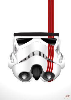 Stormtrooper by Phig