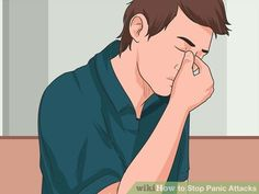 Image titled Stop Panic Attacks Step 1