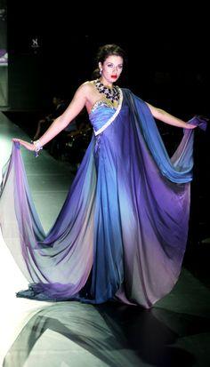 Hayari Couture Paris   Unique Dresses   Red carpet  Star Golden Globes