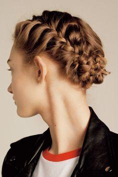 Carlam II - perfect festival hair