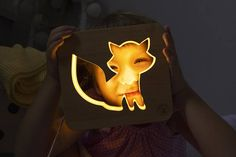 Hey, I found this really awesome Etsy listing at https://www.etsy.com/listing/552785955/nightlight-for-children-fox-night-light