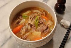Beetroot & Maitake Stew with Turmeric Quinoa — Punchfork   Vegan ...