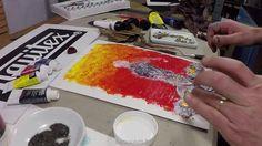 Tout savoir sur l'acrylique : L'Acrylique et les explorateurs