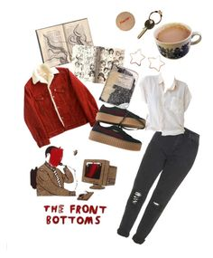 Untitled #11 by aiobheann on Polyvore featuring polyvore, Topshop, Puma, Maison Margiela, fashion, style and clothing