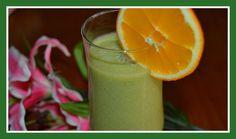 Suco de Abacaxi Com Linhaça