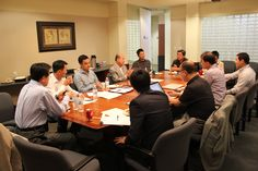 Startup Advisory Meeting on June 19, 2013 - KOTRA Silicon Valley IT Startup Accelerator 코트라 실리콘밸리