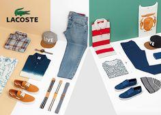 Lacoste Online Shop: Poloshirts und vieles mehr bei SportScheck kaufen.