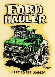 ford hauler | Flickr - Photo Sharing!