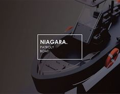 "Check out new work on my @Behance portfolio: ""NIAGARA patrol boat"" http://be.net/gallery/60063765/NIAGARA-patrol-boat"