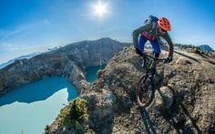Indonesien: Die etwas andere Fahrradreise