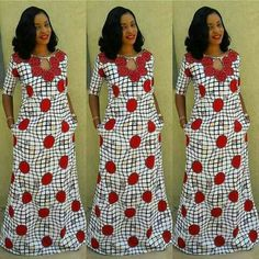 The complete pictures of latest ankara long gown styles of 2018 you've been searching for. These long ankara gown styles of 2018 are beautiful African Print Clothing, African Print Dresses, African Print Fashion, African Fashion Dresses, Africa Fashion, Ankara Long Gown Styles, Ankara Gowns, Ankara Styles, African Attire