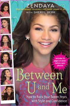 """Zendaya's New book """"Between U & Me"""" Soon <3"""