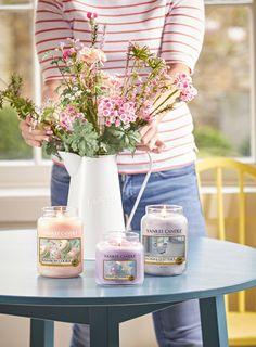 Descubra as fantásticas fragrâncias da Yankee Candle