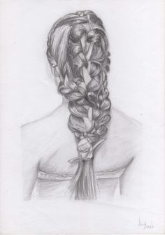 Hairstyle #2   by: Vânia Azevedo