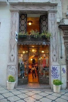 Roteiro de lojas do Chiado ao Príncipe Real | SAPO Lifestyle