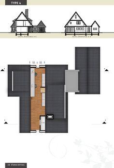 Voorbeeldvilla type 4 - zolderverdieping