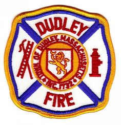 Dudley Fire Department Logo