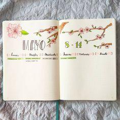 """26 Me gusta, 3 comentarios - Andrea (@mibullet.es) en Instagram: """"Para la semana que viene tendré muchas menos tareas y más exámenes, así que he pensado reducir la…"""""""