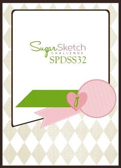 Why not kick off your week with a little sketchy inspiration? It's time for our monthly SugarSketch challenge! Here is the SugarSketch 31 The rules are very simple… Create a new card or project using the SugarSketch provided. SugarPea Designs stamps are NOT required to play along or to win but would be appreciated You may rotate/flip the sketch & replace shapes – so long as the original sketch layout is recognizable. Upload to your blog or other Online Gallery using Keyword: SPDSS32 so ...