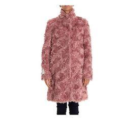 Stella McCartney Wool Coat ($1,860) ❤ liked on Polyvore featuring outerwear, coats, stella mccartney coat, red coat, woolen coat, stella mccartney and red wool coat