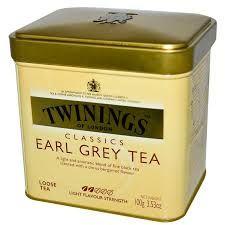 Early Grey tea
