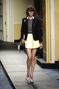 River of Style: Preppy Style
