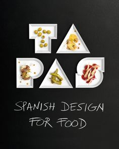 Tapas. Spanish Design for Food (Identity, Exhibitions, Print) by Lo Siento Studio, Barcelona