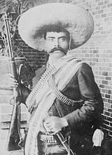 """Emiliano Zapata: Article by """"EDSITEMENT"""" about the life of Zapata. Very informative and easy to use in the classroom to show the role of Emiliano Zapata in the Mexican Revolution."""