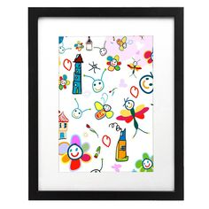Kids Artwork Frame - 11x14 Inch Black Picture Frame - Made to Display Pictures 8x10 with Mat or 11x14 Without Mat - Plexiglas Front for Additional Protection ** You can get additional details at the image link. (This is an affiliate link and I receive a commission for the sales)
