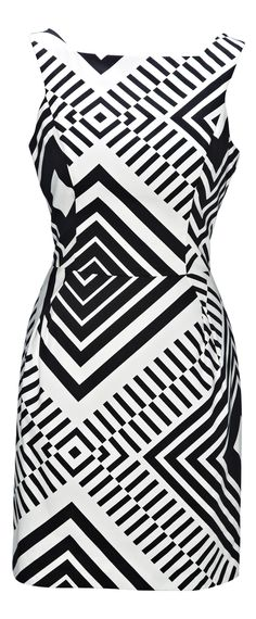 Dress from Cue. Cute Dresses, Short Dresses, New Wardrobe, Monochrome, Things I Want, Retail, Entertaining, Boho, News