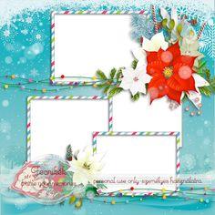 FECNIKÉK: ~~ Christmas frames QP.