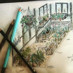 Garden vision