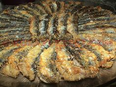 SARDALYE TAVA Holiday Appetizers, Holiday Parties, Turkish Recipes, Fish Dishes, Fish Recipes, Seafood, Pork, Cooking Recipes, Vegetarian
