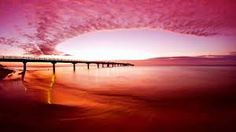 pink sky beach Pink and Girly * Shared By:xo  Van