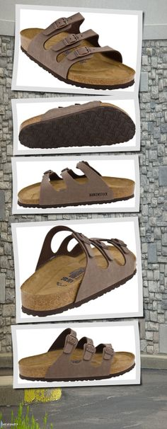 Needs higher arch for better support - Birkenstock Florida Soft Footbed from www.planetshoes.com
