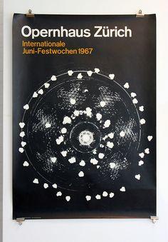 Poster Design by: Josef Müller-Brockmann