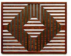 MetalDiorama & WoodArt by MetalDioramaWoodArt on Etsy Wood Wall Decor, Wood Wall Art, Geometric Wall, Modern Art, Living Room Decor, Etsy Seller, Vintage, Home Decor, Drawing Room Decoration