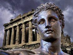 Ancient Greek Sculpture, Greek Statues, Ancient Greek Art, Ancient Greece, Diana Statue, Roman Sculpture, Greek History, Randal, Historical Pictures